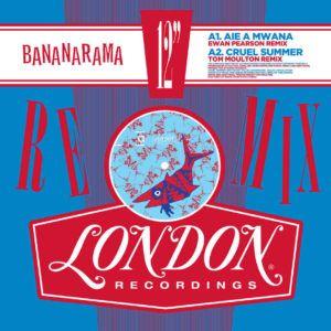 "Bananarama ""Aie A Mwana - Ewan Pearson Remix"""