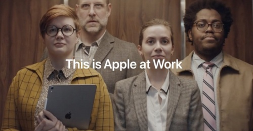 Hauschka's 'Nature Fights Back' Scores Apple Short Film