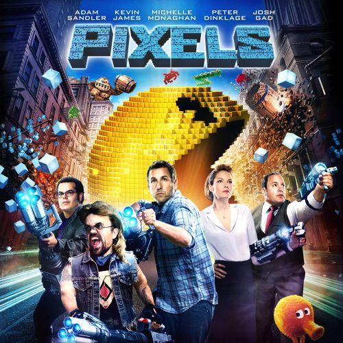 Pixels End Credit Suite