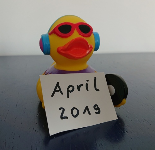 Bosworth Favourites April 2019