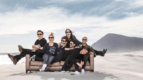 """Alvaro Soler on """"Sing meinen Song"""" 2019"""