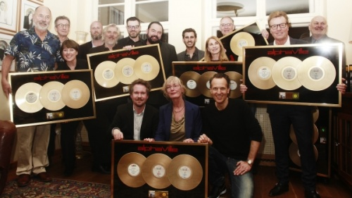 """Alphaville's""""Forever Young"""" Awarded With Triple Gold"""