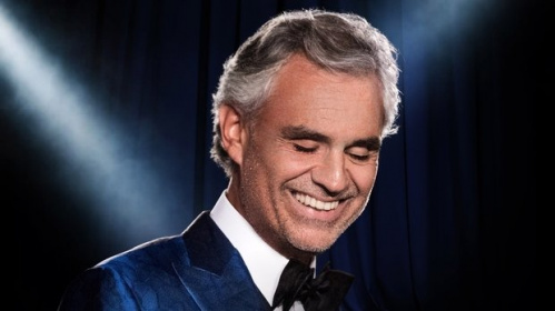 Spotlight On: Andrea Bocelli