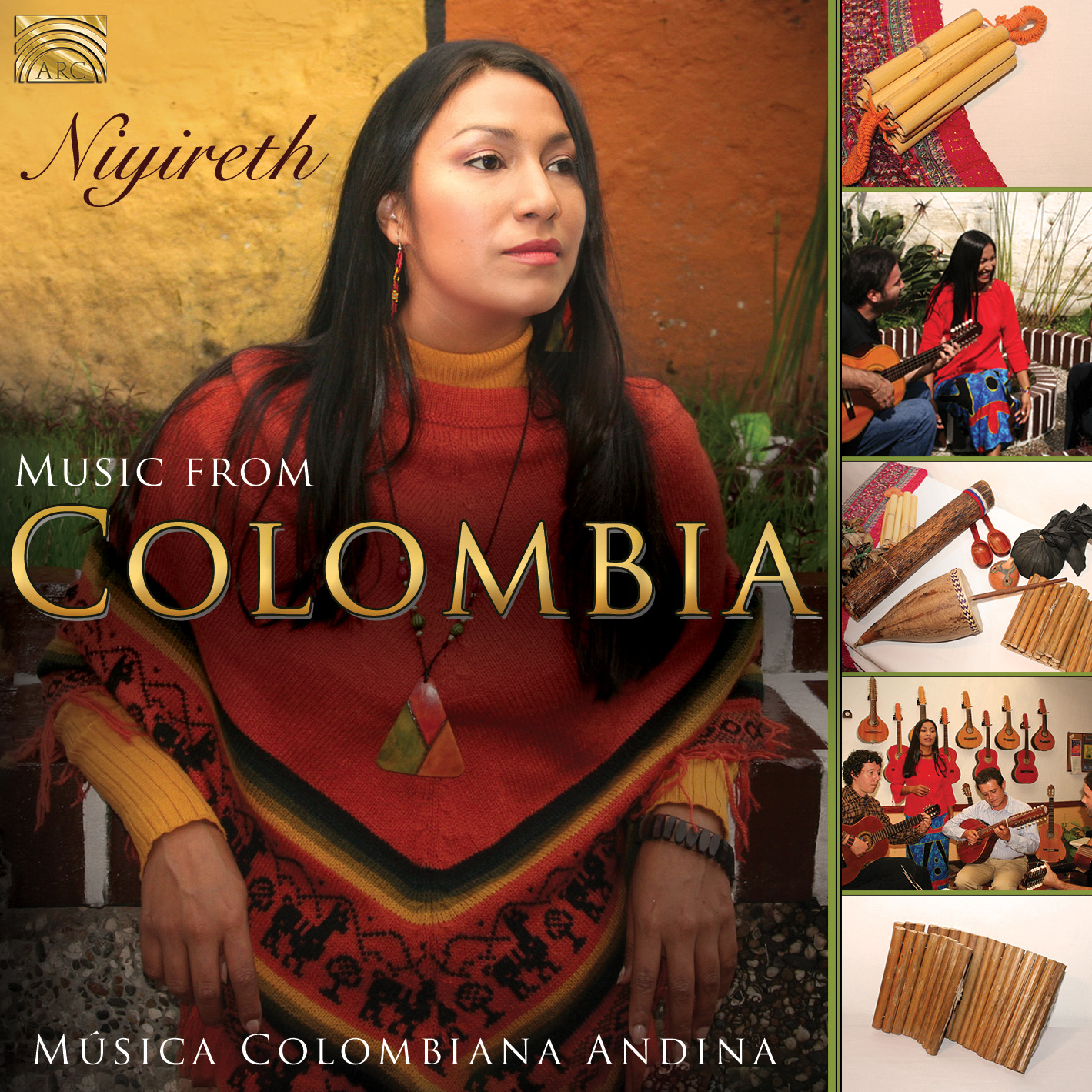 Niyireth: Music from Colombia