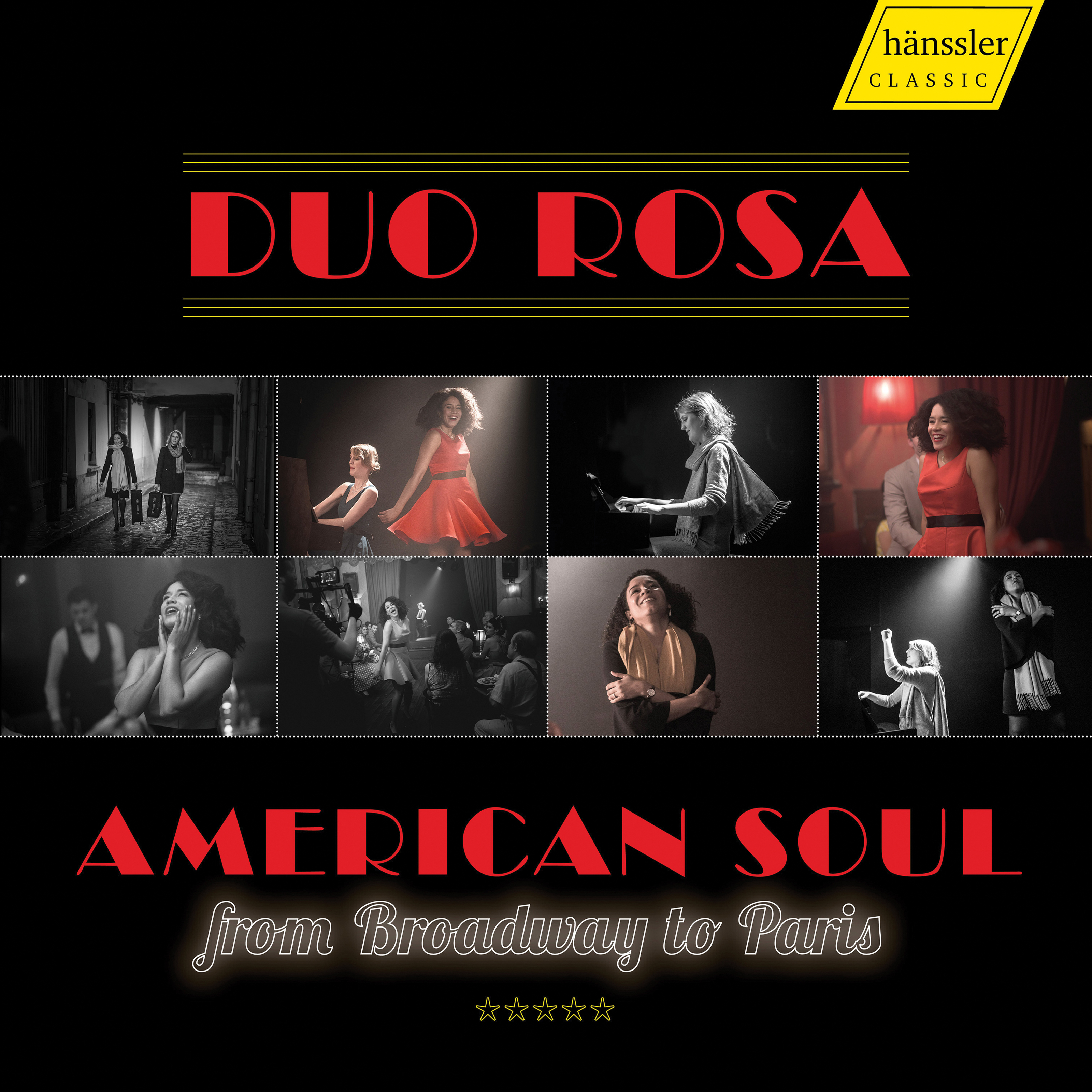 American Soul from Broadway to Paris