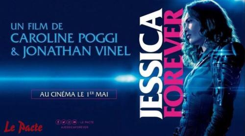 Jessica Forever de Jonathan Vinel et Caroline Poggi