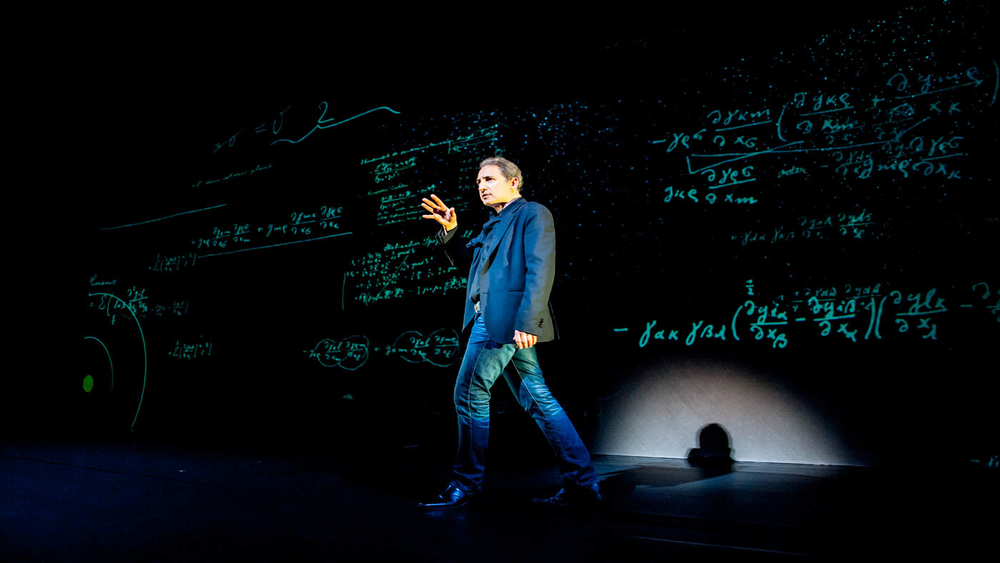 "<strong>Jeff BEAL</strong> signe la musique de la pièce de théâtre ""<em><strong>LIGHT FALLS: Space, Time and an Obsession of Einstein</strong></em>"" - Label NODE RECORDS"