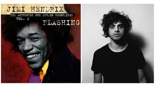 MSC Catalog Acquisition: Curtis Knight feat. Jimi Hendrix / Harts Honours Hendrix