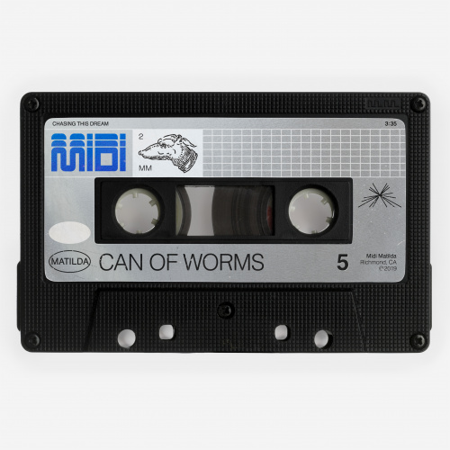 Can Of Worms - Single
