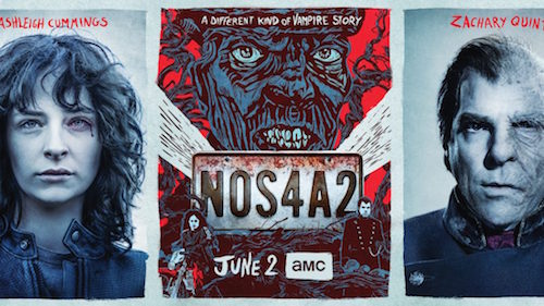 "Ashley Jana / ""Party Party Party"" To Be Featured In Ep #105 of AMC's NOS4A2"