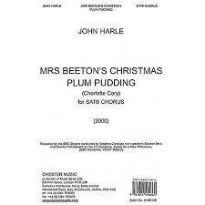 Mrs Beeton's Christmas Plum Pudding