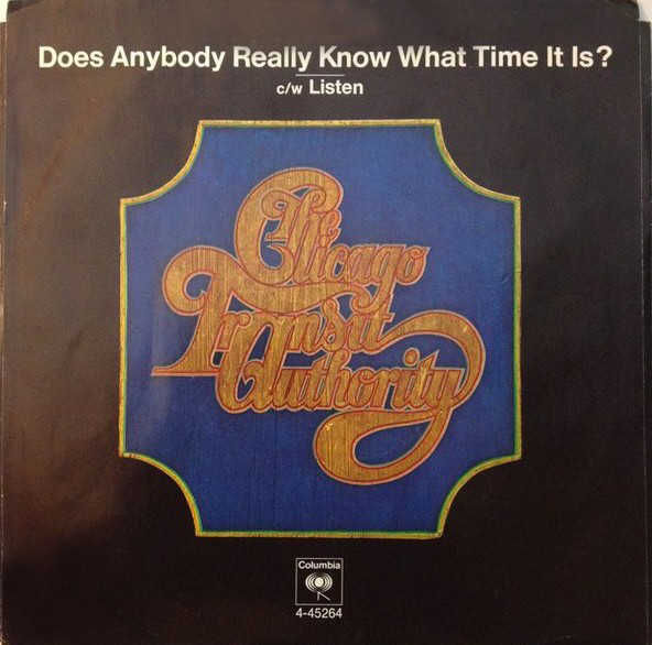 Does Anybody Really Know What Time It Is?