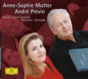 "Violin Concerto ""Anne-Sophie"": 2. Cadenza - Slowly"