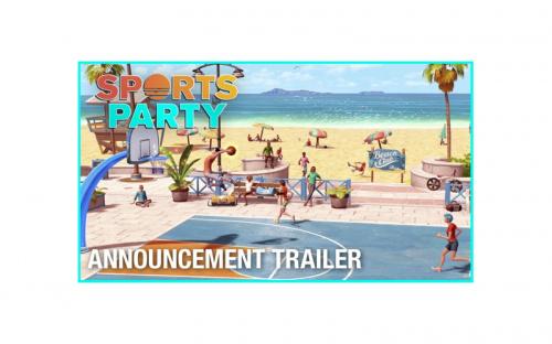 Sports Party: Announcement Trailer (Ubisoft)