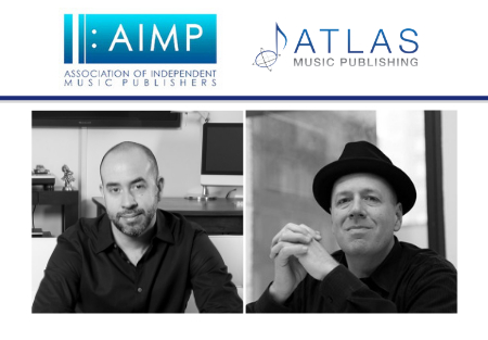 AIMP New York to Present Atlas Music Publishing with 2019 New York Chapter Indie Award at December 4th Holiday Party
