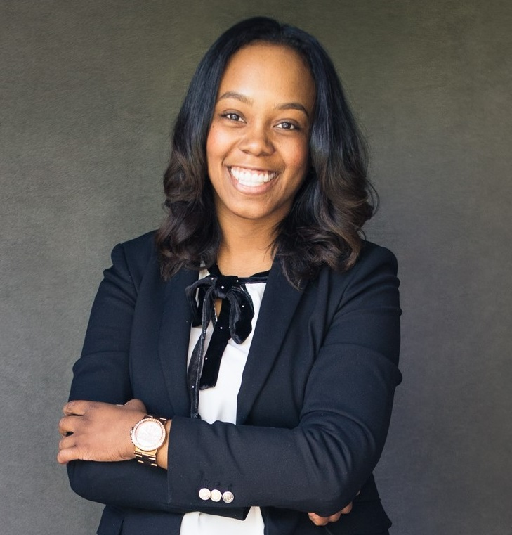 LATOYA LEE - Vice President of Creative Services
