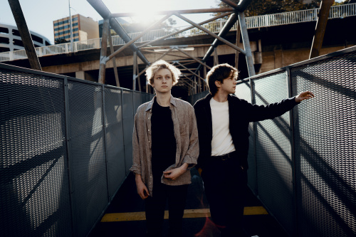 The Beamish Brothers Sign To Music Sales