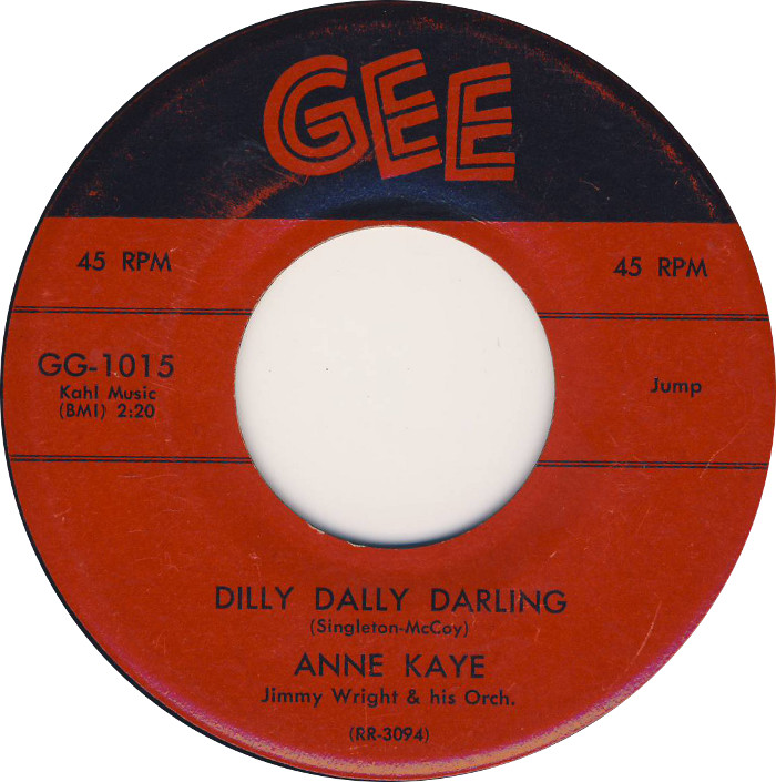 Dilly Dally Darling