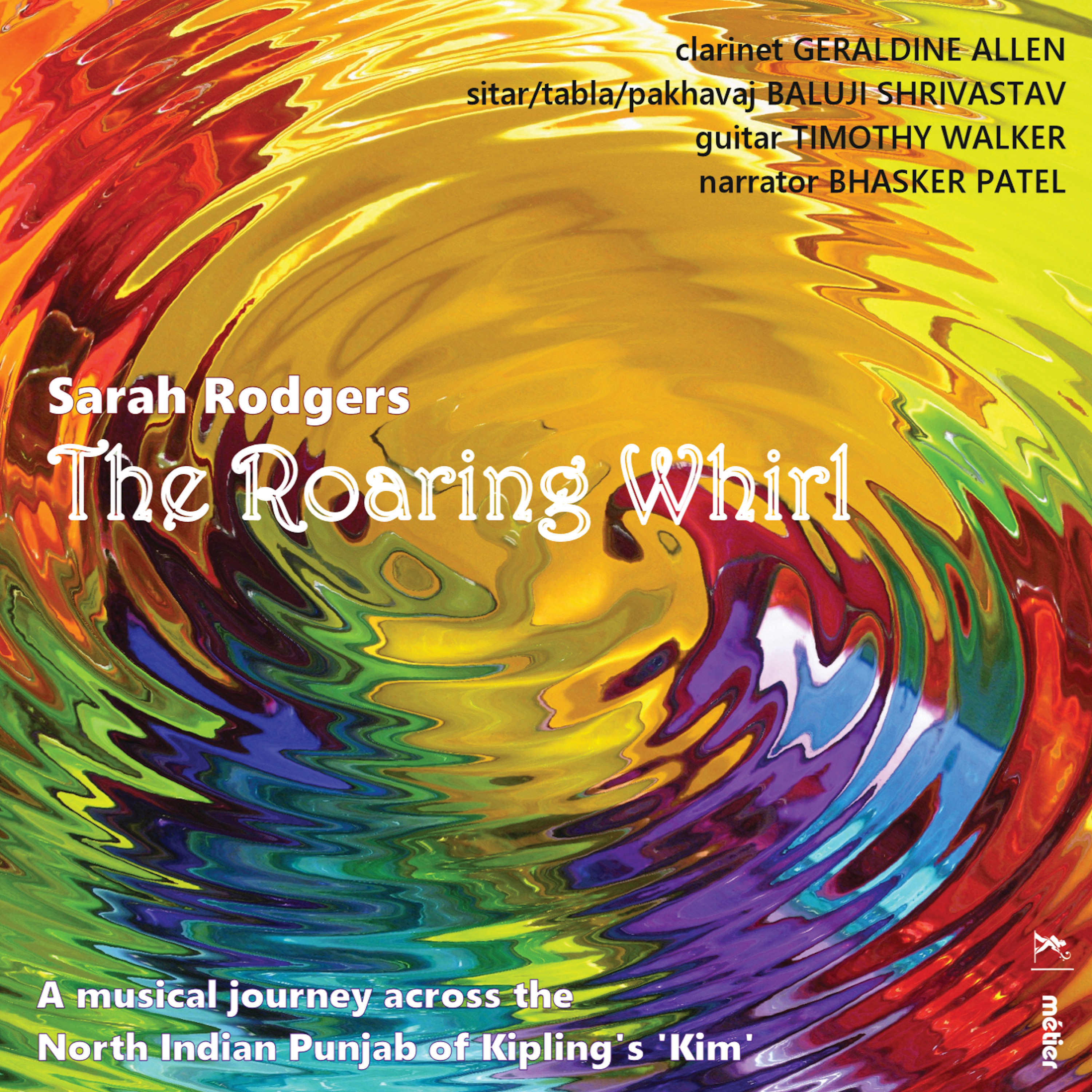 Sarah Rodgers: The Roaring Whirl