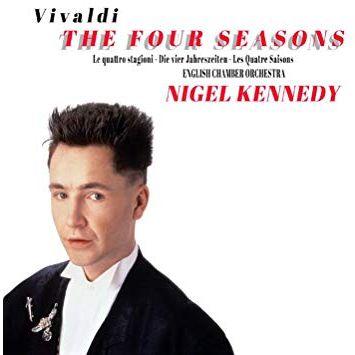 The Four Seasons (Winter): Violin Concerto In F Minor, Op. 8, RV 297 - 1. Allegro Non Molto