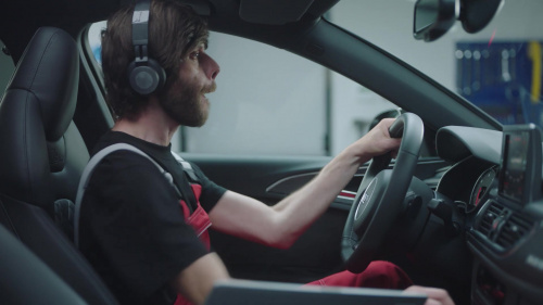 FOREVER YOUNG by Alphaville for Audi