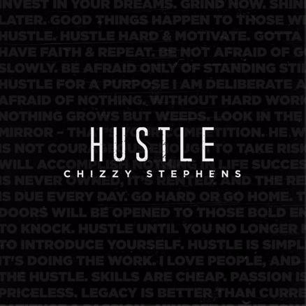 Hustle [Explicit]