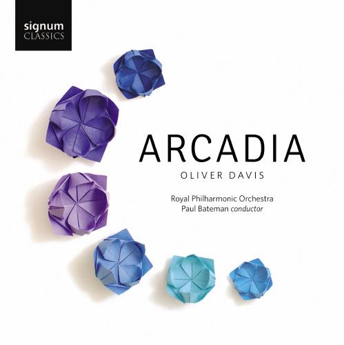 Arcadia - Oliver Davis