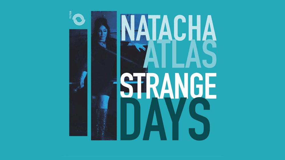 "<span style=""font-size: 14pt;"">Natacha Atlas Releases New Album 'Strange Days'</span>"