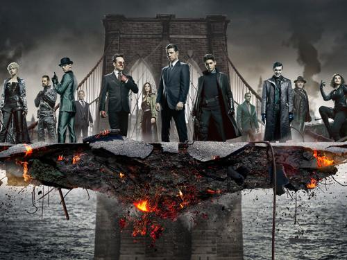 "Gotham Promo - ""The Trial of Jim Gordon"""