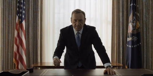 Netflix Ad Placement - House of Cards