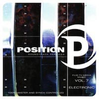 Position Music - Artist Compilation Vol. 07 - Electronic