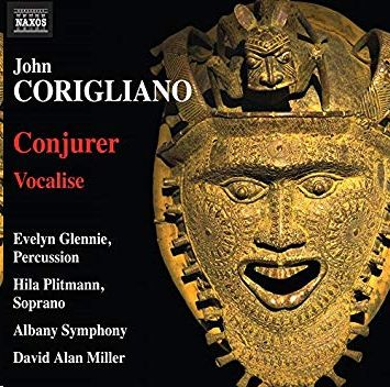 Conjurer - Concerto for Percussion and String Orchestra - Movement 3: Skin