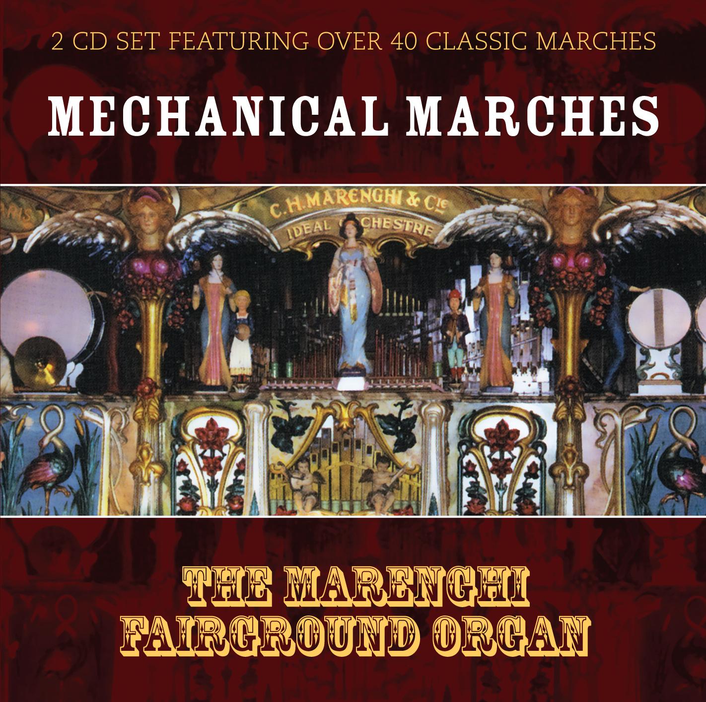 The Marenghi Fairground Organ