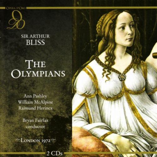"""The Olympians: Act II, """"Ah! Ah!"""""""