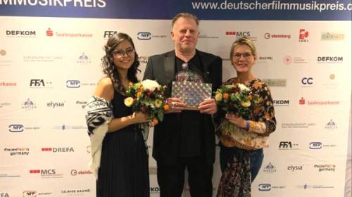 Deutscher Filmmusikpreis for Anja Krabbe, Tom Stöwer and Michael Beckmann