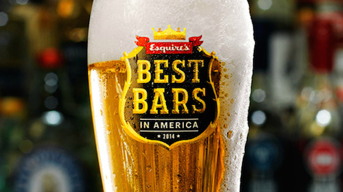 """The Lower 48 / """"Lion's Den"""" in Episode of Esquire's Best Bars In America"""