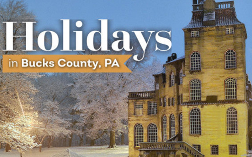 Holidays in Bucks County Commercial