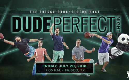 All Sports Trick Shots   Dude Perfect (YouTube)