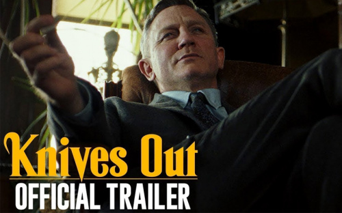 Knives Out Trailer
