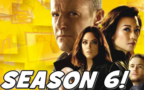 Marvel's Agents of Shield Season 6 (PROMO)