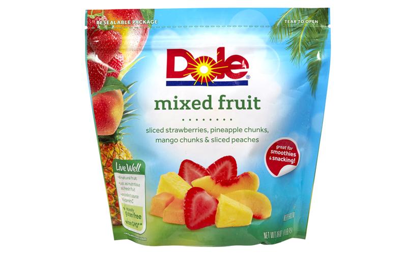 Dole Frozen Fruit TV Commercial