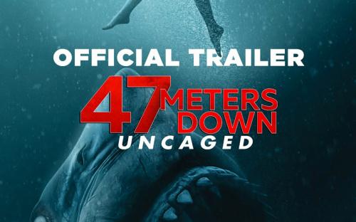 47 Meters Down Trailer