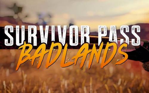PUBG - Survivor Pass Badlands Trailer