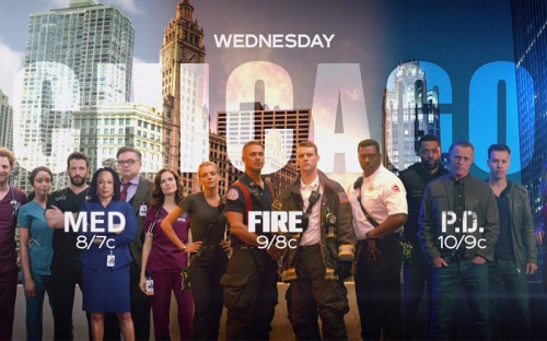 Chicago Med/Fire/PD Promo