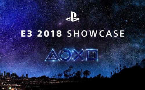 E3 2018 PlayStation