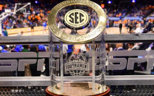 ESPN SEC College Basketball