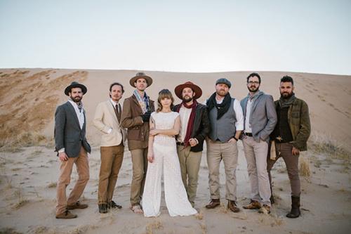 Dustbowl Revival nos traen su nuevo álbum
