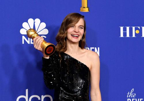 Hildur Guðnadóttir Wins At Golden Globes