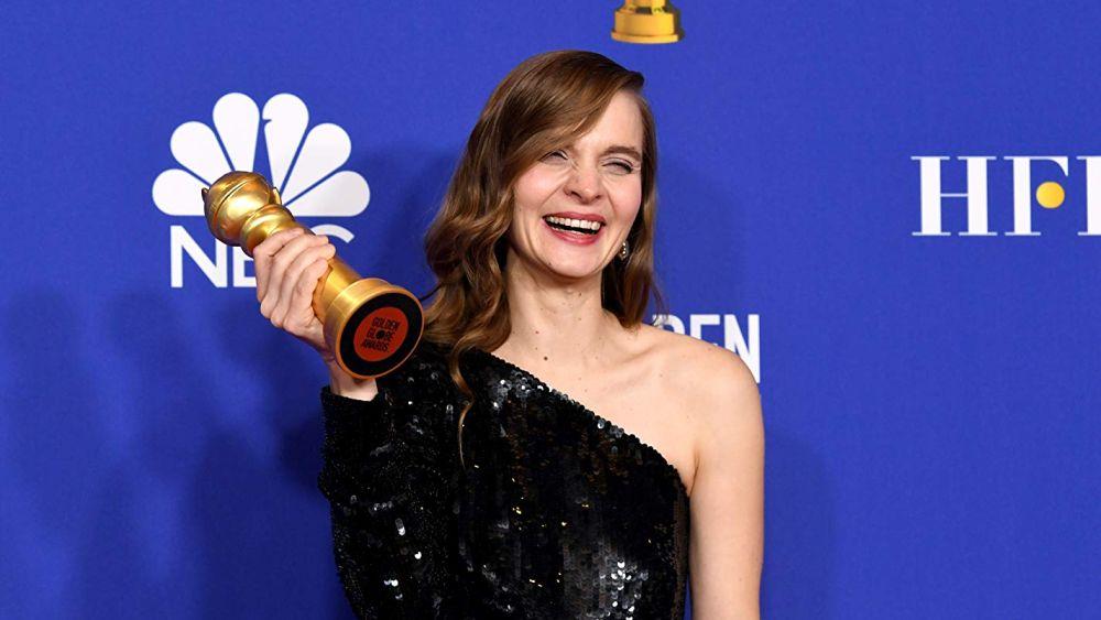 <strong>Hildur Guðnadóttir</strong>Wins Best Original Score At Golden Globes