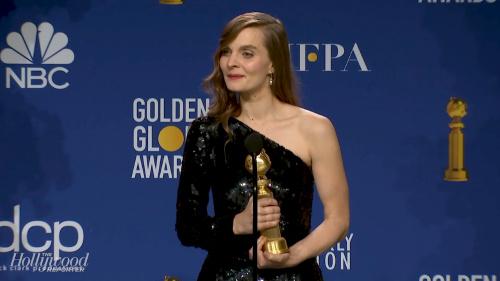 Hildur Guðnadóttir gana el Globo de Oro a la mejor banda sonora por Joker